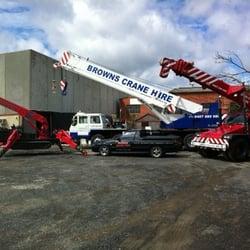 Browns Crane